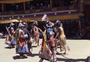 Tibeto šokis