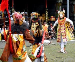 Tibetiečių pantomimos teatras
