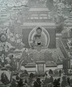 Bhaišadžjaguru- Auksčiausiasis gydytojas.